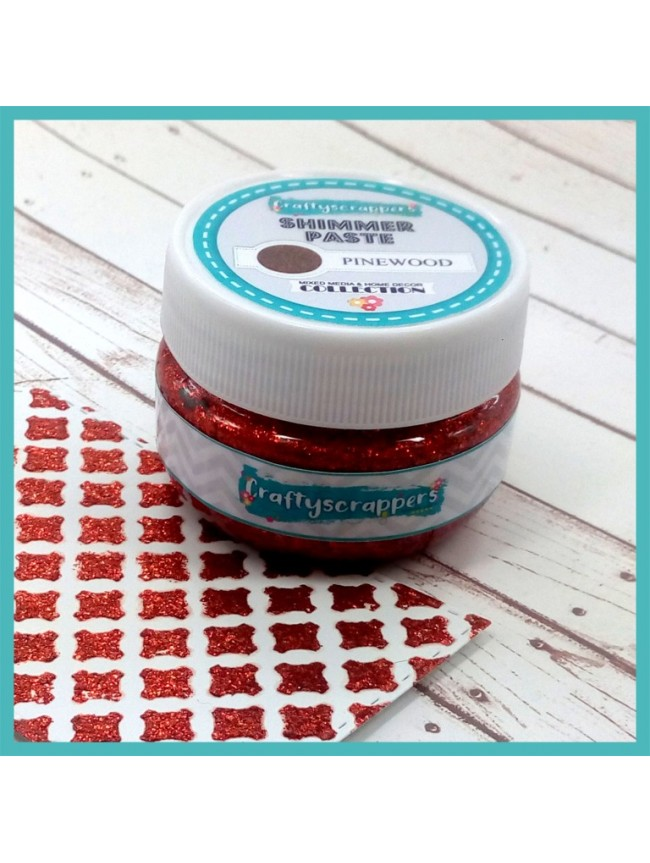 SHIMMER PASTE-PINEWOOD